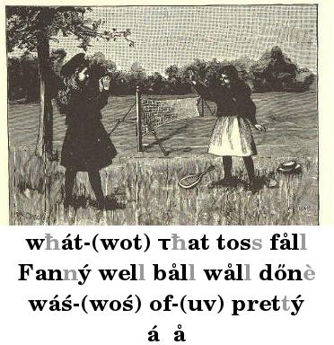 Two girls standing in meadow play with a ball